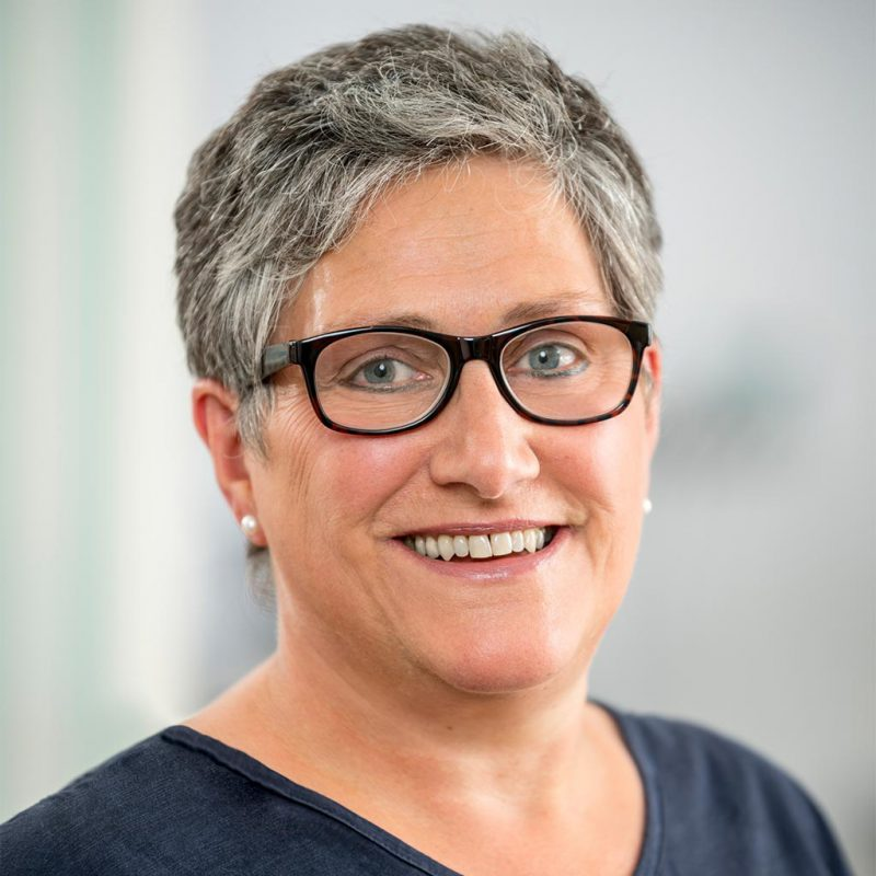 Portrait von Frau Faehmel - Behandlungsassistenz