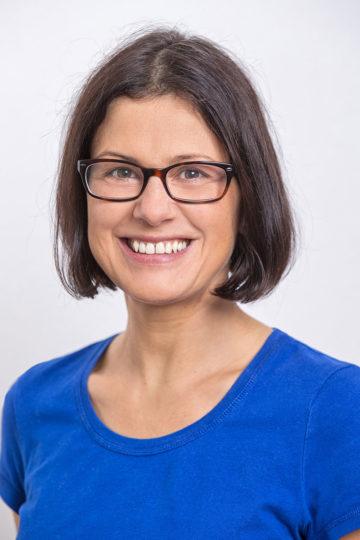 Portrait von Frau Schmidt - Prophylaxe